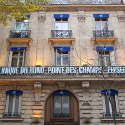 Check best treatment prices in France at Clinique du Rond-Point des Champs-Elysées