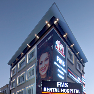 Find Veneers prices at FMS International Dental Center
