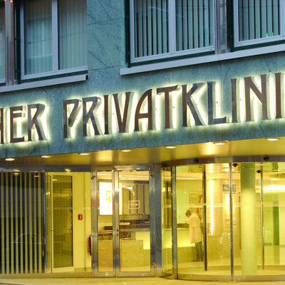 Check best prices for Crohn's disease treatment at Wiener Privatklinik