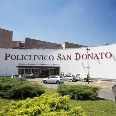 Find Hand surgery prices at San Donato Hospital