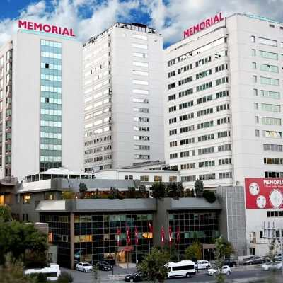 Check best prices for Brain tumor treatment at Memorial Şişli Hospital