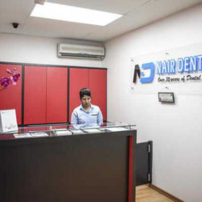 Check best treatment prices in Malaysia at Nair Dental Surgery